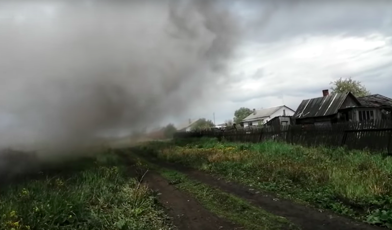 Siberians appeal to world leaders via YouTube to save them from coal smoke