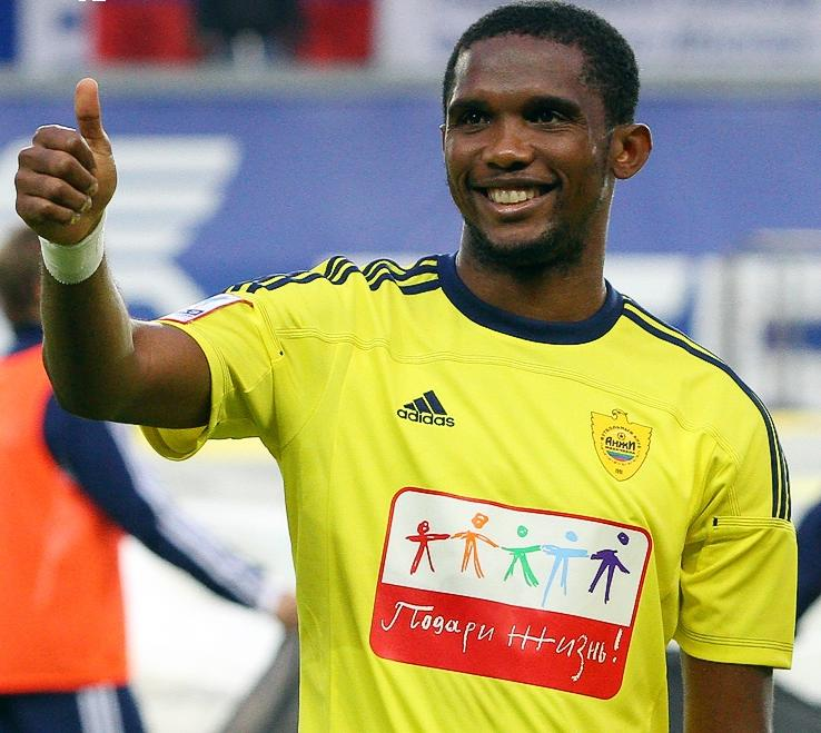 Cameroonian football star Samuel Eto'o rises to global fame and retires by 38