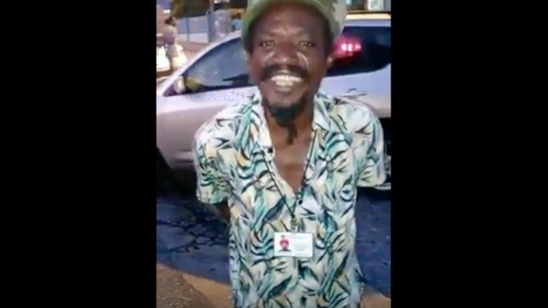 A beloved Trinidadian vendor regains his rightful place selling nuts at cricket matches