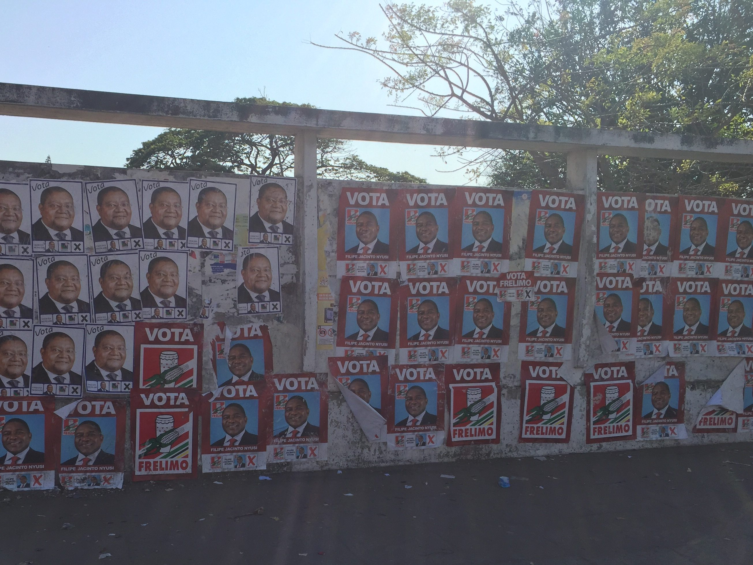 Mozambican journalists and activists targeted with threats in election year