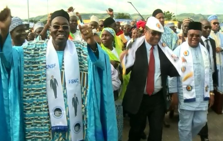 The fault lines in Cameroon's national peace talks