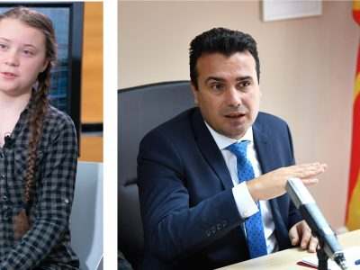 Greta Thunberg impersonators attempted to dupe Macedonian PM with fake phone call