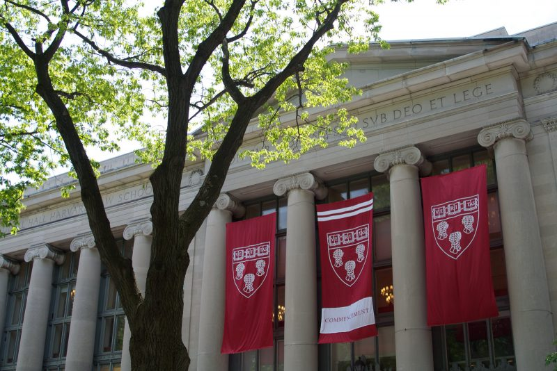Antigua & Barbuda wants Harvard Law School to 'make amends' for the gains it enjoyed from slavery