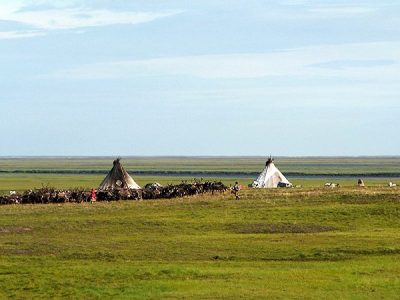 Pipeline problems for indigenous peoples on Russia's Yamal Peninsula