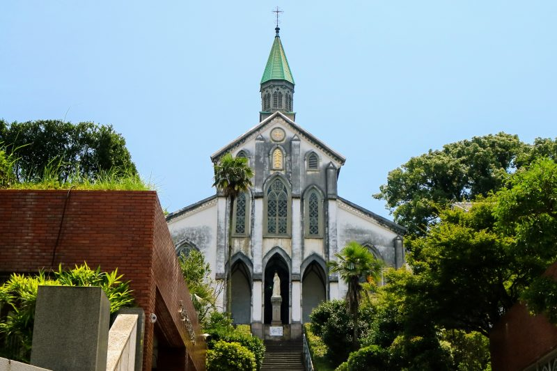 church in nagasaki