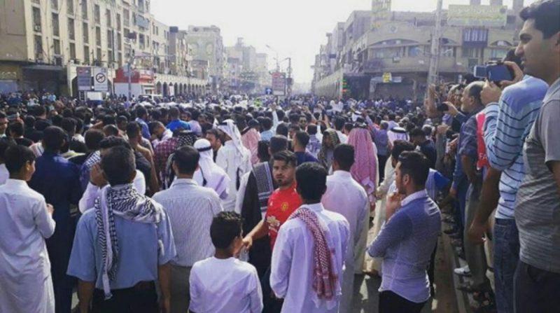 Ahwaz Protest 2019