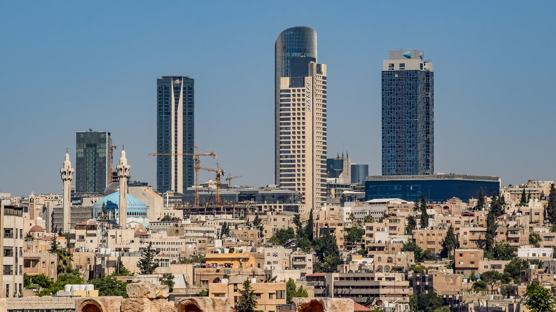 jordan country capital