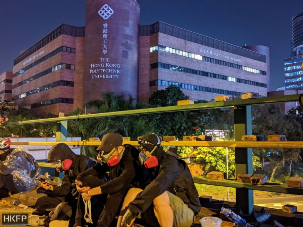 Battle-scarred: The lasting impact of the PolyU campus siege on Hong Kong's protesters