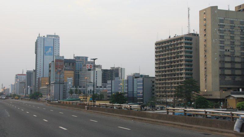 Вид на Лагос, 28 февраля 2015 года. Фотограф Клара Сансис/ RNW через Flickr CC BY 2.0.
