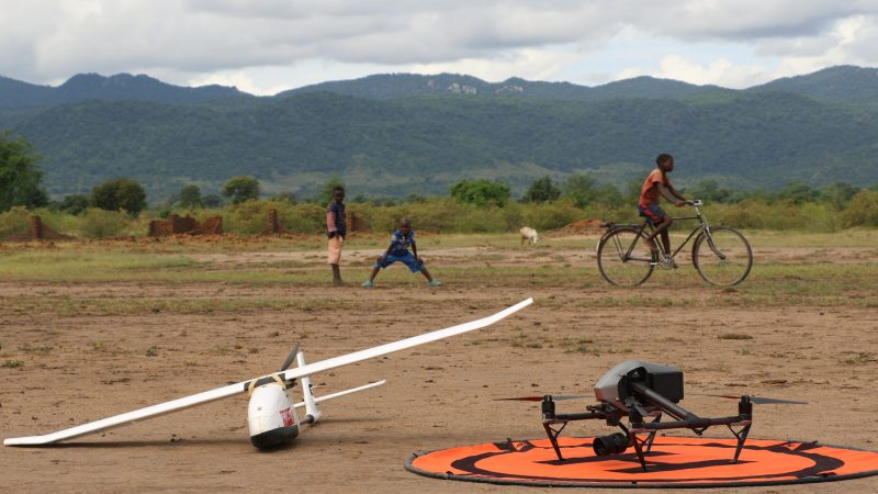 Malawi opens the first drone academy in Africa