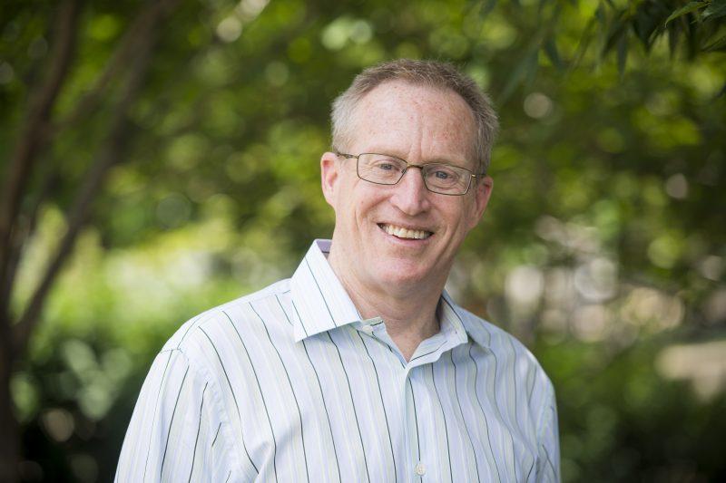 Eric Schwaab, directeur général adjoint du programme pour la protection des océans de l'ONG Environmental Defense Fund