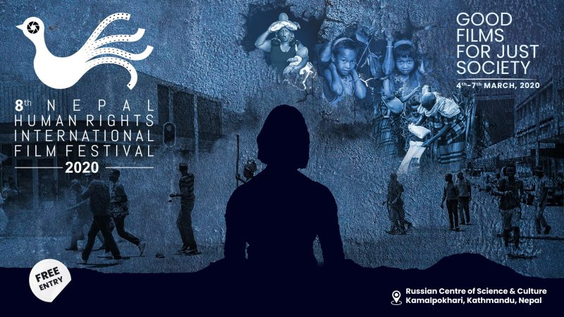 """""""De bons films pour une société juste"""", slogan du 8e festival international du film des droits humains"""