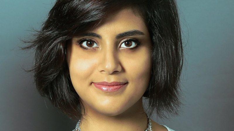 Portrait de Loujain Alhathloul