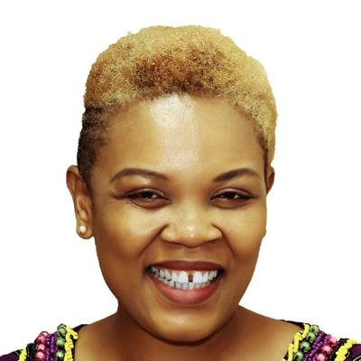 Blossom Ozurumba, souriante.