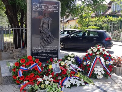 Russia's World War Two diplomacy scores a win in North Macedonia
