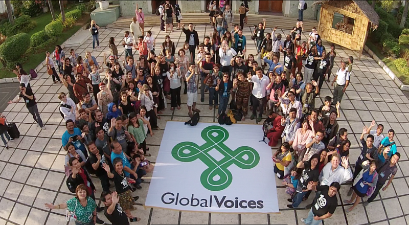 Global Voices (GV) is seeking a part-time bilingual Arabic/English Regional Editor for its coverage of the Middle East and North Africa · Global Voices