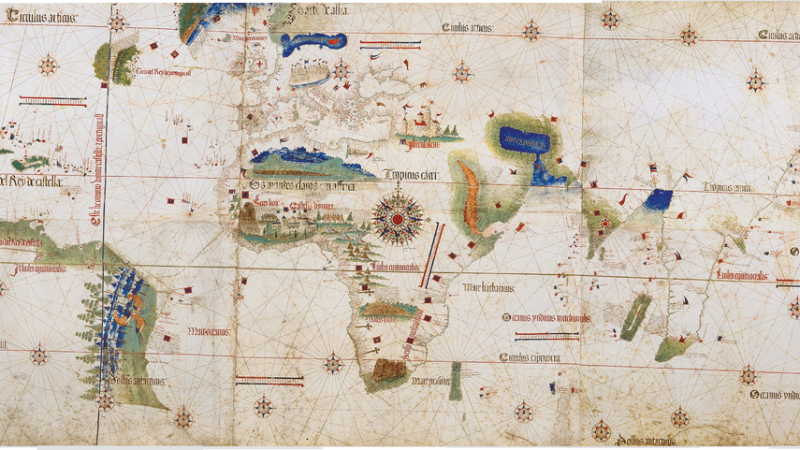 Estátuas antigas, novos mapas · Global Voices