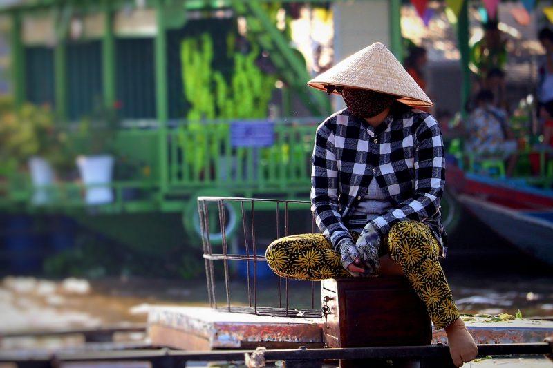 Vietnams Reaktion auf COVID-19 wird von vielen begrüßt, aber die restriktive Politik der Meinungsfreiheit wird in den Berichten oft übersehen. Bild von Thomas Gerlach bei Pixabay
