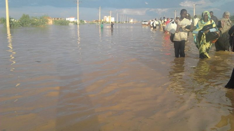 Can Sudan's new government solve the annual mass flooding crisis? · Global Voices