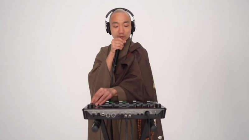Japan's Beatboxing Monk