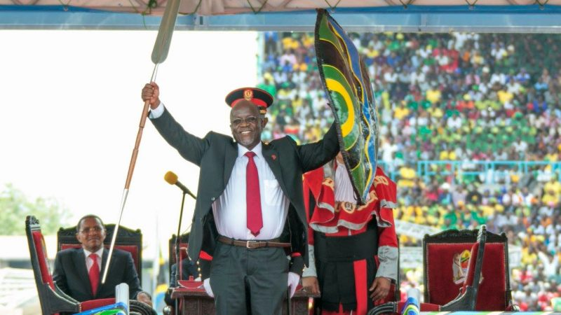 Tanzanian poll is likely to usher in a new era of authoritarianism. Here's why.