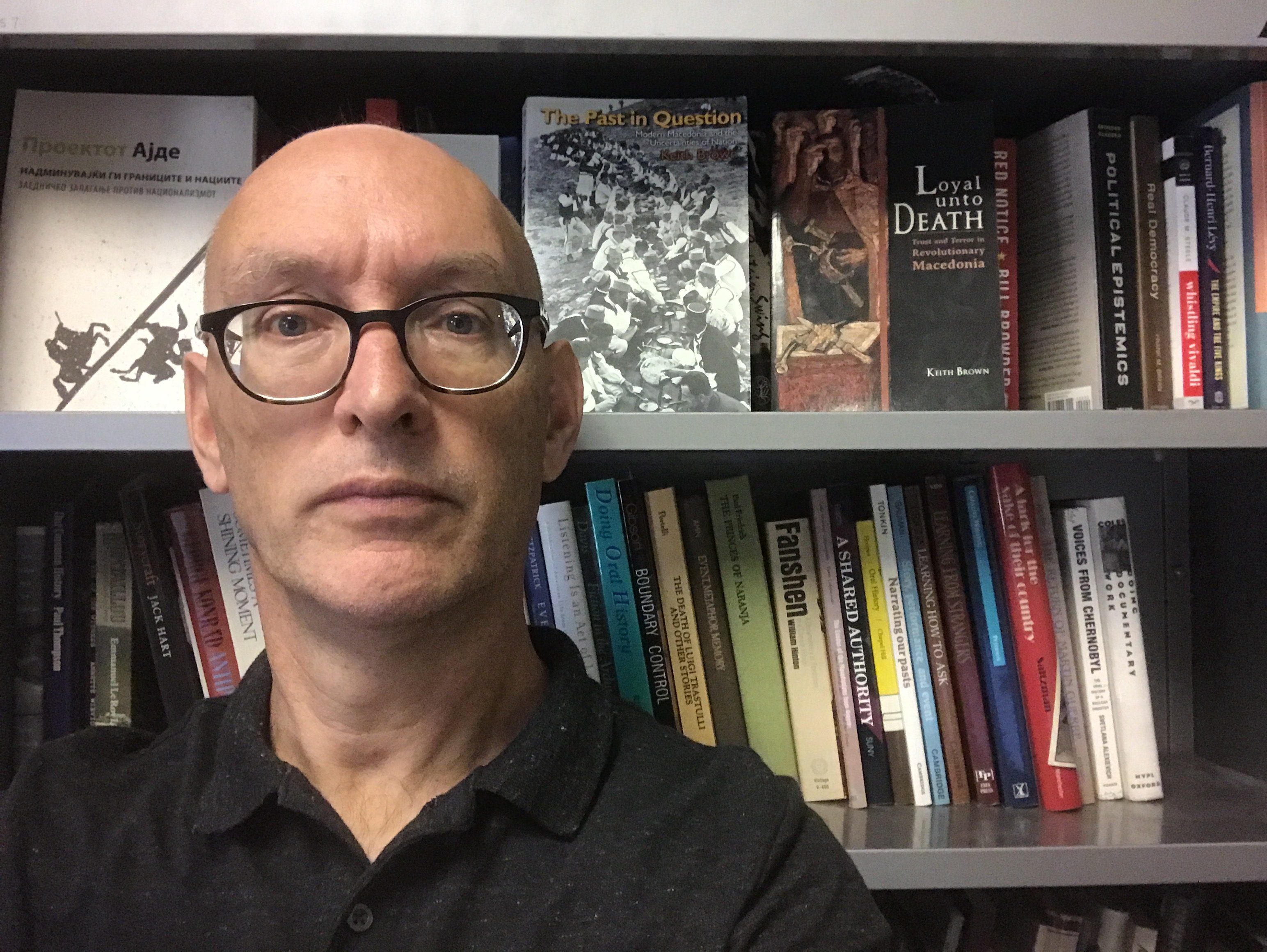 The importance of 'unlearning' the past: Interview with Balkans expert Keith Brown