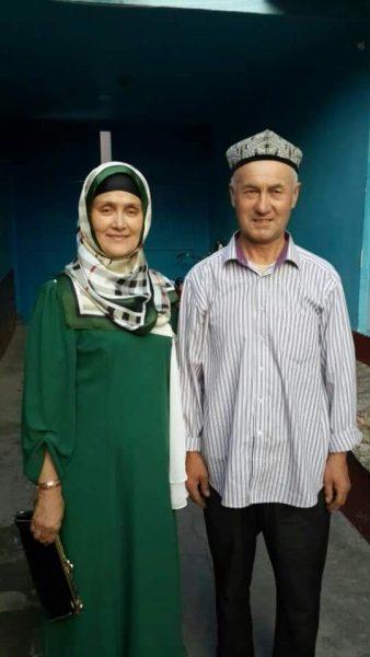 Prindërit e Mehbube Abla-s. Foto e përdorur me leje