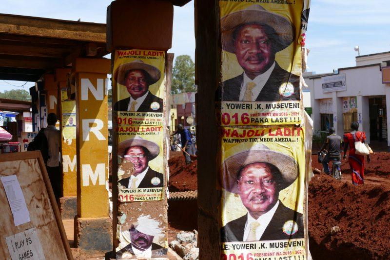 Bobi Wine a tweeté que des agents de sécurité avaientperquisitionnéson domicile