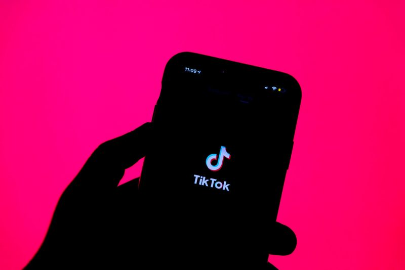 """TikTok"" by Solen Feyissa is licensed under CC BY-SA 2.0"