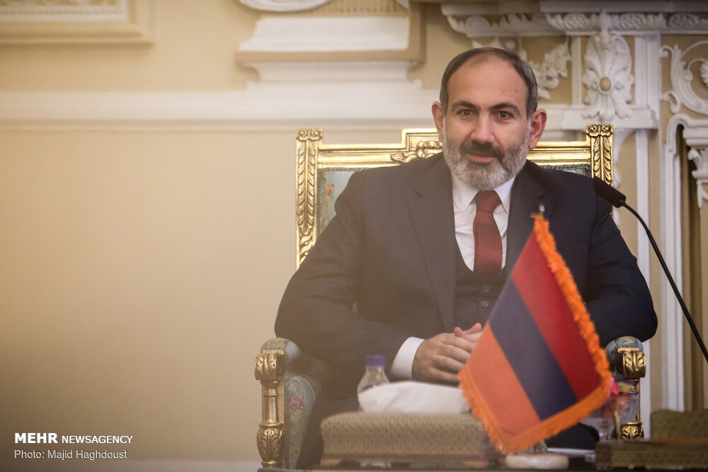 Armenian parliament dissolved paving way for June elections