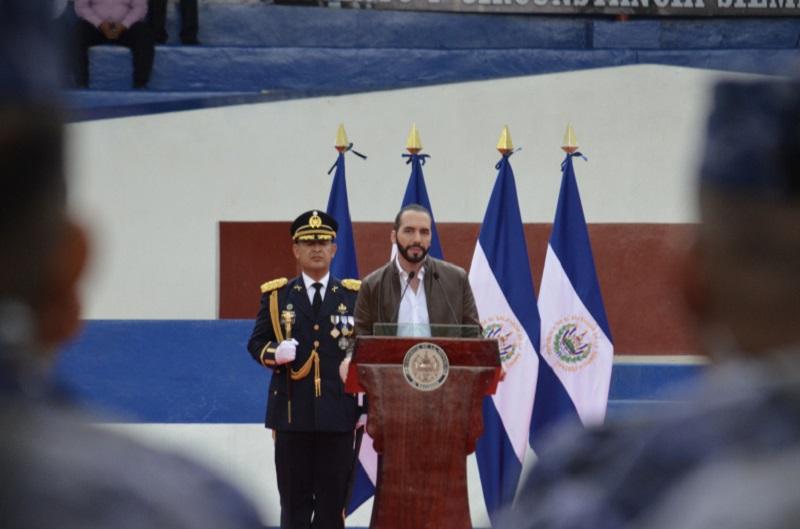 El Salvador's parliament removes checks and balances on President Bukele's powers