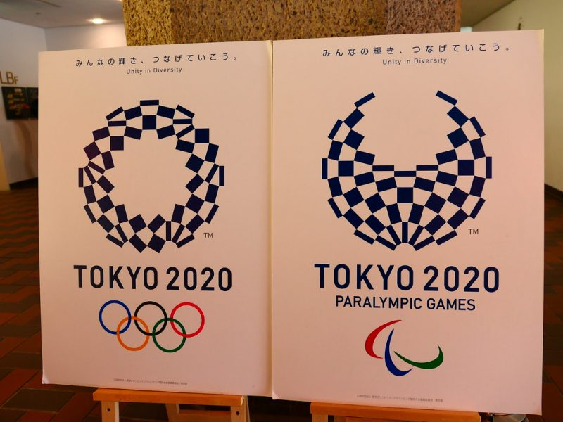 """""""Tokyo 2020 Olympics/Paralympic Games"""" by kndynt2099 is licensed under CC BY-NC 2.0"""