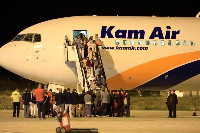 Photo d'illustration : avion et passagers.