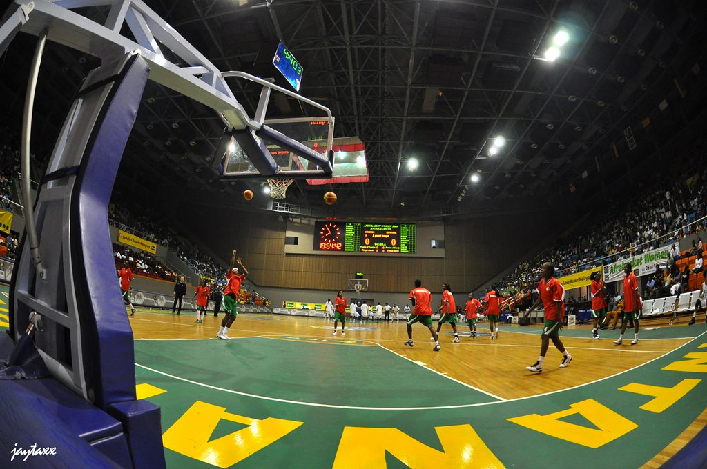 """""""Afrobasket Woman '09"""" by Jaytaxx is licensed under CC BY-NC-ND 2.0"""