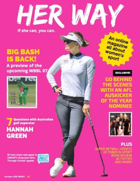 Her Way Issue 1, Oct 2021