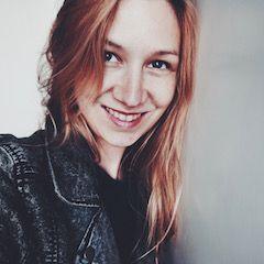 Un pequeño retrato de Kasia Odrozek