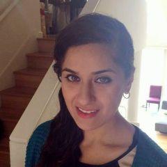 Σύντομο βιογραφικό Sahar Habib Ghazi