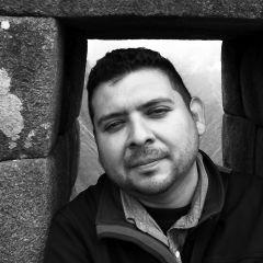 Ein kleines Porträt von Eduardo Avila