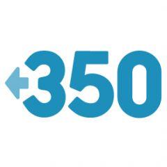 作者近照 350.org