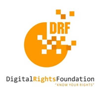 Malý portrét přispěvatele Digital Rights Foundation