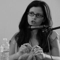 Un pequeño retrato de Abir Kopty