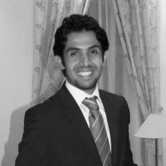 Un pequeño retrato de Osama Abdullah
