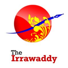 A small portrait of The Irrawaddy