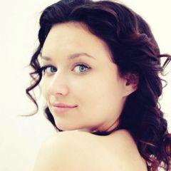 Un pequeño retrato de Olga Borisova