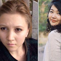 Filazalazana fohy an'i  Chynara Bakyt kyzy and Sagipa Chorobekova