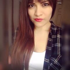 Um retrato de Viridiana Lopez