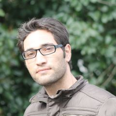 Ein kleines Porträt von Rahim Hamid