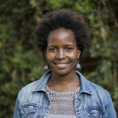 Un pequeño retrato de Nyasha Kadandara