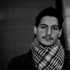 Un pequeño retrato de Firas Al-Abdullah