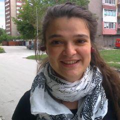 Um retrato de Stanislava Koparanova